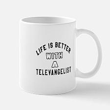 Televangelist Designs Mug
