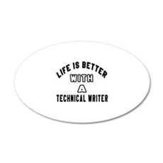 Technical writer Designs Wall Decal