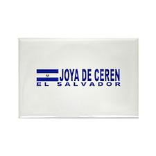Joya de Ceren, El Salvador Rectangle Magnet