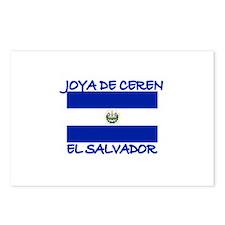 Joya de Ceren, Elsalvador Postcards (Package of 8)