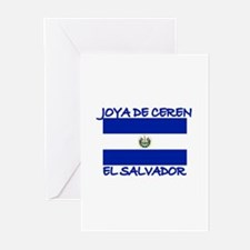 Joya de Ceren, Elsalvador Greeting Cards (Pk of 10