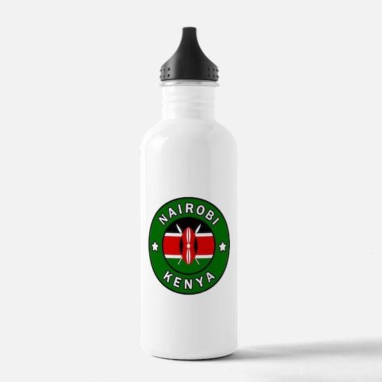 Nairobi Kenya Water Bottle
