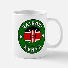 Nairobi Kenya Mugs