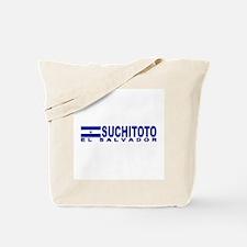 Suchitoto, El Salvador Tote Bag