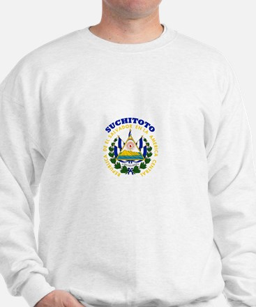Suchitoto, El Salvador Sweatshirt