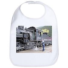 Steam train engine, Colorado 11 Bib