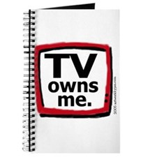 TV owns me Journal