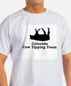 Colorado Cow Tipping T-Shirt