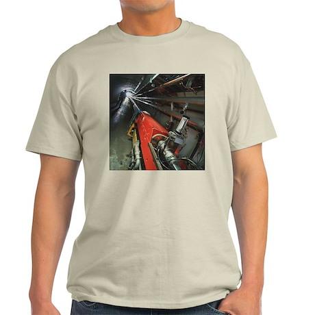 Tevatron accelerator, Fermilab - T-Shirt