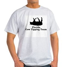 Florida Cow Tipping T-Shirt