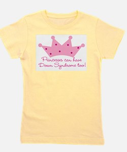 Cool Down syndrome Girl's Tee