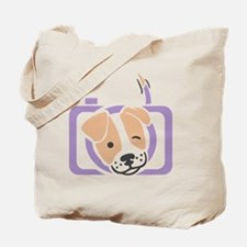 Cool Wtd i love photography Tote Bag
