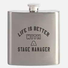 Stage Manager Designs Flask