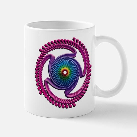 Spiral Candy2 Mug
