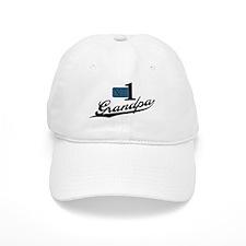 Number One Grandpa Baseball Cap
