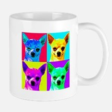 My Chihuahua Walks All Over Me Mug