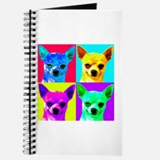 My Chihuahua Walks All Over Me Journal