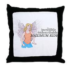 Incredible Indescribable Max Throw Pillow