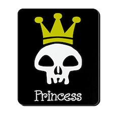 Skull Princess Mousepad