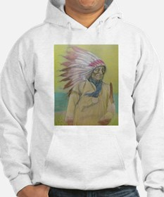 Thought's in the Wind Hoodie