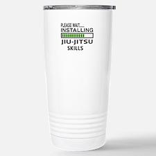 Please wait, Installing Travel Mug