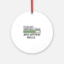 Please wait, Installing Jiu-Jitsu s Round Ornament