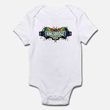 Kingsbridge (White) Infant Bodysuit