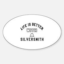 Silversmith Designs Decal