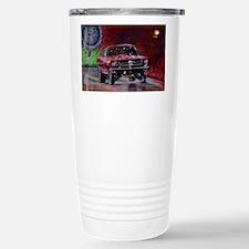 Cute Dragstrips Travel Mug