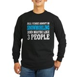 Snowmobiling Classic Long Sleeves