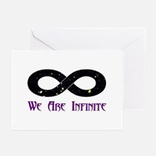 Infinity Greeting Cards (Pk of 10)