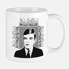Alan Turing Portrait Mugs