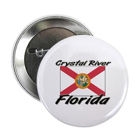 Crystal River Florida Button