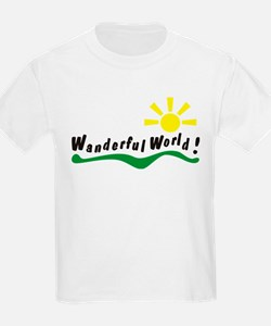 Wanderful world T-Shirt