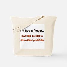 Diversified Portfolio Tote Bag