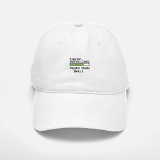 Please wait, Installing Muay Thai skills Baseball Baseball Cap