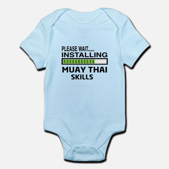 Please wait, Installing Muay Thai Infant Bodysuit