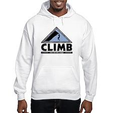 Rock Climbing Hoodie