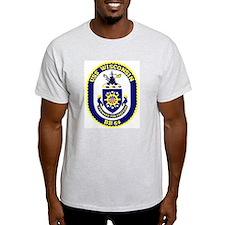 USS Wisconsin (BB 64) T-Shirt