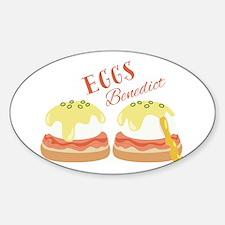 Eggs Benedict Decal