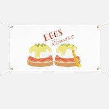 Eggs Benedict Banner