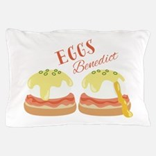 Eggs Benedict Pillow Case