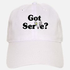 Got Serve? Tennis Baseball Baseball Cap