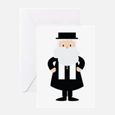 Rabbi Greeting Cards