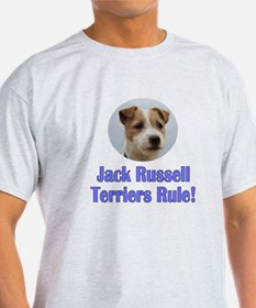 Jack Russell Terriers Rule T-Shirt