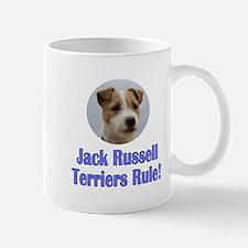 Jack Russell Terriers Rule Mug
