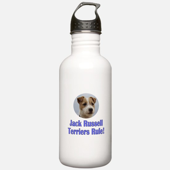 Jack Russell Terriers Water Bottle