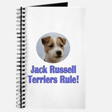 Jack Russell Terriers Rule Journal