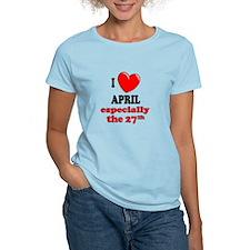 April 27th T-Shirt