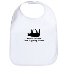 North Dakota Cow Tipping Bib